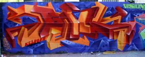 STREET GAMBLE by GILone