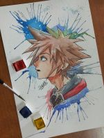 Sora by SuperG0blin