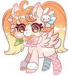 My Little Pony Adopt #3 // Sold by Meginya