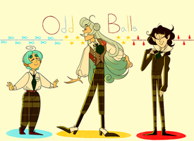 When i say odd you say balls! by Loveliestprince