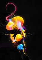 Abstract Flowz by Senthrax
