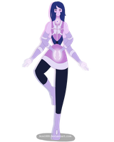 Gem Fusion - Winza Sapphire by Ace1999