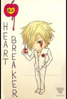 GD-HeartBreaker by marik-devil