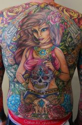 Backpiece by Nevermore-Ink