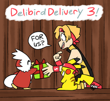 EVENT: DELIBIRD DELIVERY 3!