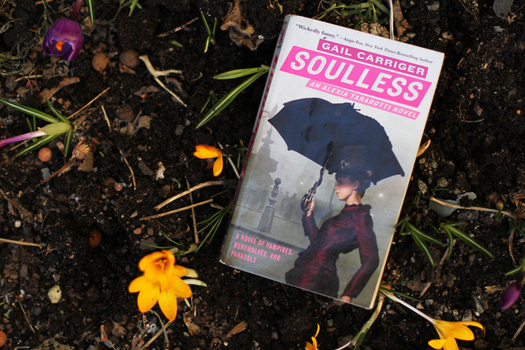 Soulless by PhotosandBooks