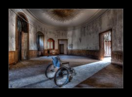Wheelchair 1 by 2510620
