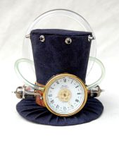Tiny Top Hat: Steam Punk Time Machine Version 3 by TinyTopHats