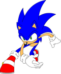 Sonic the hedgeog [No Title] by SonicDBZFan4125