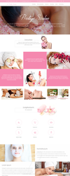 Beauty Salon Design Concept by cherryproductionsorg