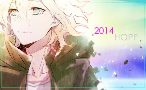2014 Happy new year by zxs1103