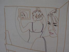 Mirrors by Gwenm