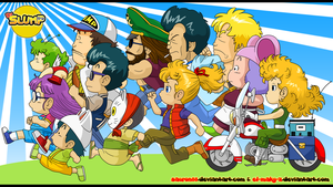 Dr. Slump by Sauron88