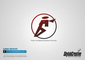 Commission : Pavlou FireFighting Equipment by SkylabCreative