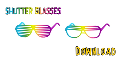 DOWNLOAD: Glasses Style 1 by DisastrousBunny
