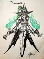 Witch Holster of Souls by Khov97