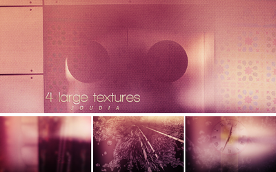 Textures Pack 1 by Joudia
