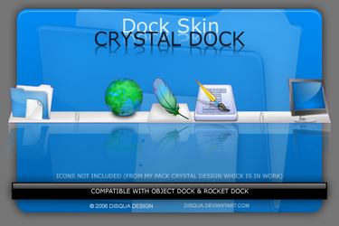 Crystal Dock by Disqua