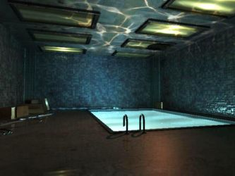 Pool Room 4 - 3D by LynxGriffin