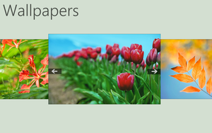 Windows 8 RP Wallpapers Pack by Brebenel-Silviu