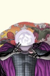 Mysterio Villain Variant by quin-ones