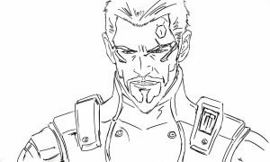 Adam Deus ex in 15 min by MegaWarGreymon