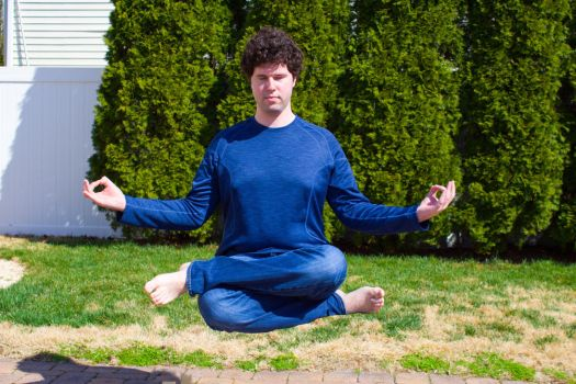 The Power of Meditation by WillLeavey