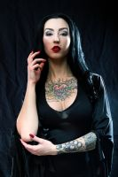 MORTICIA by HellCath