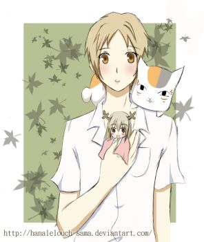 Natsume's Book of Friends by hanalelouch-sama