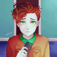 South Park Kyle Broflovski Fanart by ARMtheGod