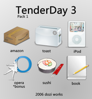 TenderDay 3 - Pack 1 by dpzo