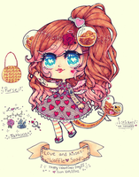 [bs-adopt] Traditional Valentines Day [CLOSED] by KatVizionz