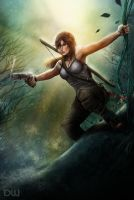 Tomb Raider Reborn Contest by DyanaWang