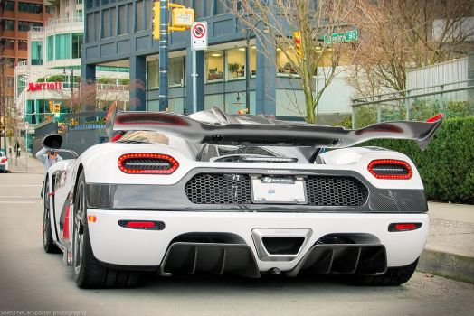 SR Agera RS by SeanTheCarSpotter
