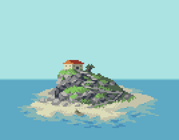 Island House by skeddles