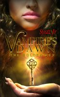 Vampires' Dawn Book Cover Design by CreativeParamita