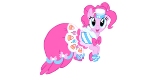 Pinkie Pie Vector by ikillyou121