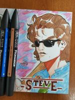 Day 302 Steve by TomatoStyles