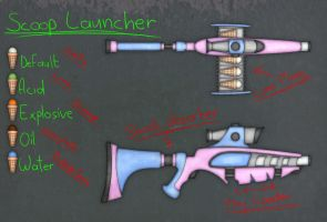 Scoop Launcher by YeshuaNel