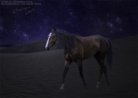 Dark Horse by Sharpiexxo