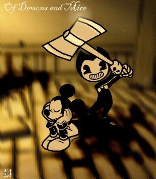 Bendy and the Ink Machine - New Episode by Knalljaas