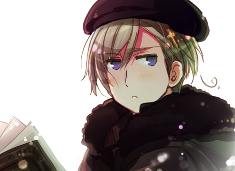 Hetalia Fantasia Norway by Cioccolatodorima
