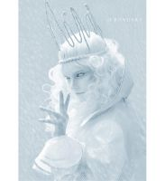 The Snow Queen by B0NDART
