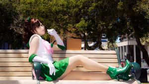 Sailor Jupiter - BSSM by SparklePipsi