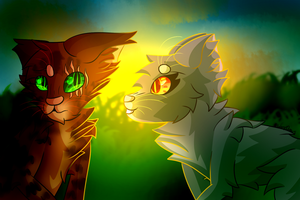 In the Dying Sun (Prize 1/2) by EbonyDraws