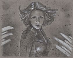 Black Widow by JeffLafferty