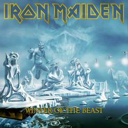 Iron Maiden - Winter of the Beast by croatian-crusader