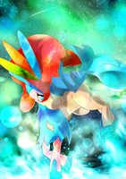 Day 249 - Keldeo (Resolute Forme)