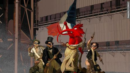 Depeche Mode : Some Great Revolution by IDAlizes