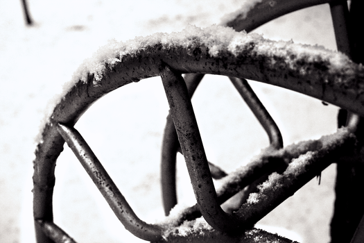 Old Equipment, New Snow. by BTedge116